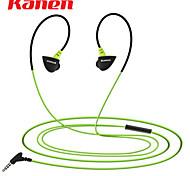 kanen S30 à-oreille mini-écouteurs légers écouteurs sport / oreillettes exécutant casque écouteurs avec microphone