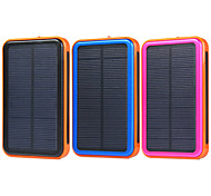 SUNWALK 18000mAh Solar Panel Power Bank with Flashlight External Battery Portable Charger