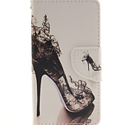 High-Heeled Shoes  Design Cell Phone Case Cover For WIKO Sunset 2