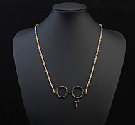 European Style Discover the Beauty of Fashion Eyewear Necklaces