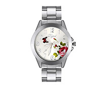 Men's and Women's Fashion Elegant new Stripe Round Strip Chinese Watch Movement(Assorted Colors)