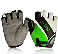 FJQXZ® Sports Gloves Men's Cycling Gloves Spring / Summer / Autumn/Fall / Winter Bike Gloves Wearproof Fingerless Gloves MeshCycling