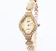 JW Brand Luxury Popular Full Rhinestone Watches Women Rose Gold Watch Lady Fashion Watch Woman Wristwatch Cool Watches Unique Watches