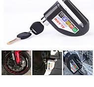 moto disque de sécurité voleur gaz de verrouillage de la chaîne d'alarme antivol serrure