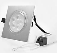 5W Einbauleuchten 5 High Power LED 450 lm Warmes Weiß Dekorativ AC 220-240 / AC 110-130 V 1 Stück