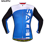 SALETU New Men Jersey Cycling Motorcycle Motocross Racing DH Downhill MTB Bike T shirt Jerseys Cycling Clothing Wear
