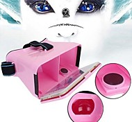 """IBlue®Head Mount Plastic Version VR Virtual Reality Glasses Cardboard 3d Game Movie for 3.5"""" - 6.0"""" Smart Phone"""
