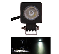 10W led working light Square Flood 12V cree  worklight 10W led work lamp light tractor truck offroad led working light