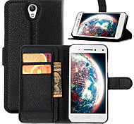 Embossed Card Bracket Protective Sleeve For Lenovo  Vibe S1 Mobile Phone