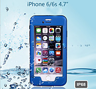 Underwater Box Waterproof Dry Pouch Protector Case for iPhone 6/6s(Assorted Colors)