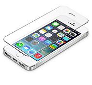 0,3 mm gehärtetem Glas Schirmschutz mit Mikrofasertuch für iPhone 5 / 5s / 5c