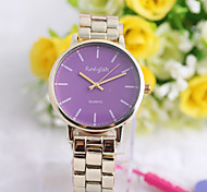 Ladies' Watch Phnom Penh High-Grade And Simple Ladies Ultra-Thin Gold Watch Cool Watches Unique Watches