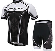 XINTOWN Cycling Bike Bicycle Sports Clothing Short Sleeve Jersey Pants Wear Suit