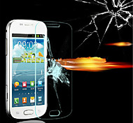 Explosion Proof Premium Tempered Glass Film Screen Protective Guard Toughened Membrane Arc For GALAXY Trend Duos/S7562