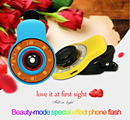 RK09 9 In 1 Multifunctional Specialized Beauty Selfie Helper With Flash Light Lens