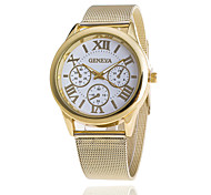 Xu™ Women's Gold Mesh Belt Quartz Watch