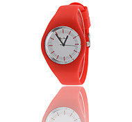2016 Casual Watch  Unisex Quartz watchmen women wristwatches Sports WatchesSilicone watches Cool Watches Unique Watches