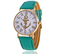 Xu™ Women's Golden Anchor Quartz Watch Cool Watches Unique Watches