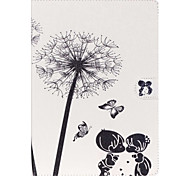 Children dandelion Pattern PU Leather Protective Sleeve For Samsung Galaxy Tab E 9.6 T560