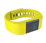 M1 Pulseira Inteligente / Monitor de AtividadeRelogio Despertador / Calorias Queimadas / Monitoramento do Sono / Pedômetros / Distancia