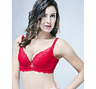 Infanta® Basic Bras Nylon / Spandex Red - B8042