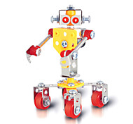 Robot Servant Puzzles Magical Alloy Model DIY Toys Modeling Toys