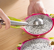 Stianless Steel Ice Cream Scoop With Clips