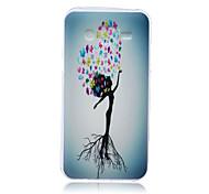 Shuren Pattern TPU Material Phone Case for Samsung Galaxy J1/J1 Ace/J2/J3/J5/J7