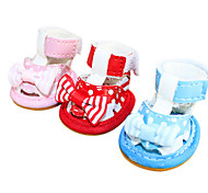 Dog Socks & Boots Pink / Beige Summer Fashion