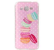 Donuts Pattern TPU Soft Case Phone Case For Samsung Galaxy J5/J1/G530