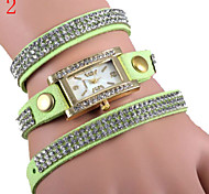 Ladies' Watch A Variety Of New Diamond Watch Strap Color Bracelet Watch