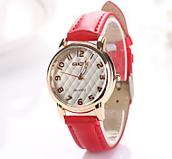 Ladies' Watch Fashion cCasual Ladies Quartz Strap Watch