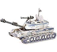 Tank Moulding 3D Puzzles Paper DIY Toys Moulding Toys