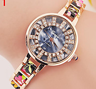 Ladies' Watch Geneva Suihua Alloy Bracelet Watch
