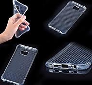 Transparent Air Cushion TPU Soft Case for Samsung Galaxy 2016 A310/A510/A710/A5/A7/A8/A9(Assorted Colors)