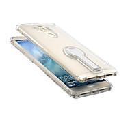 HUAWEI Mate8 Mobile Phone Shell Silica Gel MT Fall Protection Set Mata Lanyard Ultra-thin Transparent Shell Bracket