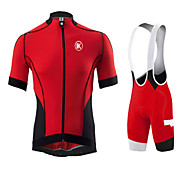 KEIYUEM Cycling Clothing Sets/Suits / Tights Men's / Unisex BikeWaterproof / Dust Proof / Windproof / Lightweight Materials / 3D Pad /