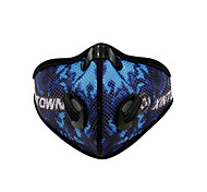 XINTOWN Cycling Face Mask/Mask Unisex Bike Breathable / Dust Proof / Windproof / Limits Bacteria Nylon / Chinlon Red / Gray / BlueFree