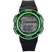 estudantes relógio do esporte assistir relógios digitais