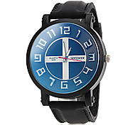 Blue glass mirror the original SuFeng tide students watch fashion lovers watches silicone watches