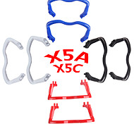 SYMA X5C / X5A SYMA Landing Legs / Parts Accessories RC Quadcopters / Drones Red / Black / White / Blue