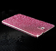 Full Body Glitter for Samsung Galaxy Note 3 Shiny Phone Sticker Case Sparkling Diamond Film Decals