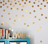 Праздник Геометрия Отдых Наклейки Простые наклейки Декоративные наклейки на стены,Бумага материал Украшение дома Наклейка на стену