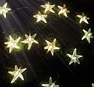 King Ro 20LED Starfish Battery Led  String Light Outdoor Waterproof String Light(KL0021-RGB,White,Warm White)