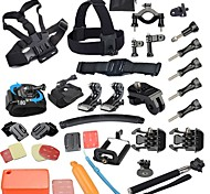 Gopro AccessoriesMount/Holder / Monopod / Straps / Screw / Buoy / Accessory Kit / Clip / Helmet / Balaclavas / Adhesive / Wrist Strap /