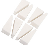 8 Pcs/Lot Nail Art Buffer File Block Pedicure Manicure Buffing Sanding Polish White Makeup Beauty Tools