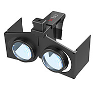 vr vezes v1 vidros 3d de realidade virtual - preto