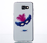 Mask Pattern TPU Phone sets For Galaxy A3/A9/A310/A510/A710