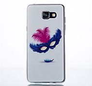Mask Pattern TPU Phone sets For Galaxy A3/A9/A310/A510/A710