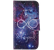Star 8 painted PU Phone Case for Galaxy S7/S7edge
